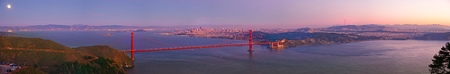 Harold Davis - Golden Gate Bridge Panorama