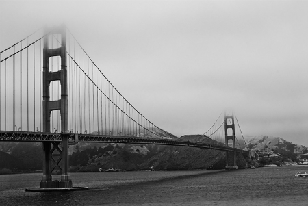Miserere Golden Gate Bridge San Francisco