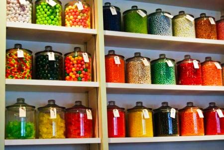 Sweet Jars...Not Lenses