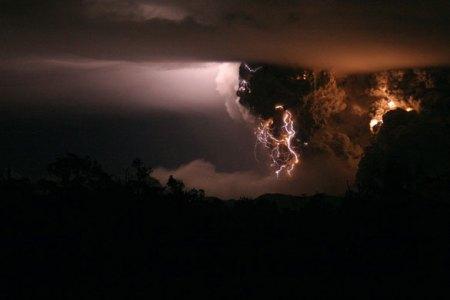 Carlos F. Gutierrez - Chaiten Volcano Chile