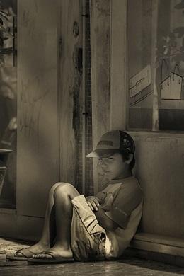 Lida Chaulet - A Boy