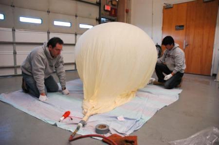 Preparing Astro 9 for launch