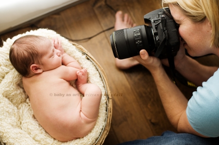 Carrie Sandoval - Baby Photographer