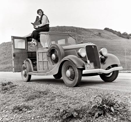 Dorothea Lange - Portrait