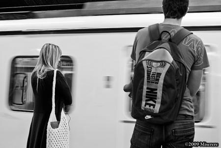Miserere - Madrid Metro Underground