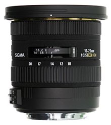 Sigma 10-20mm f/3.5