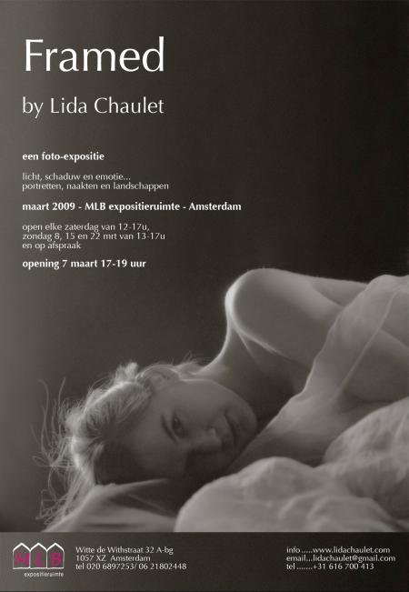 Lida Chaulet - Framed