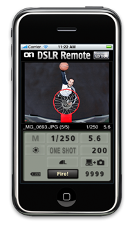 DSLR Camera Remote by onOne