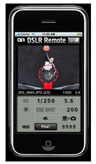 DSLR Camera Remote by onOne