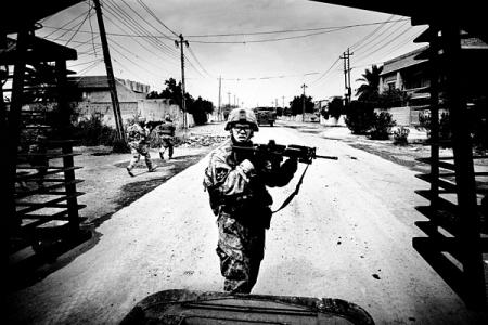 Eros Hoagland - Iraq