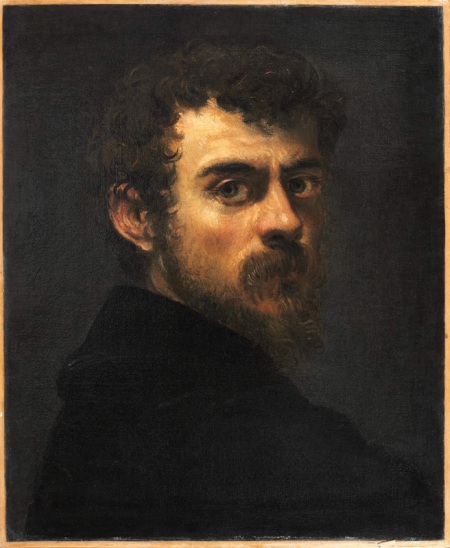 Tintoretto - Self-Portrait