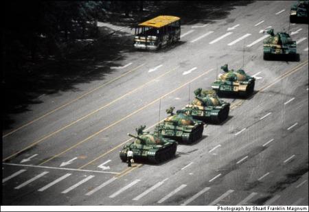 Stuart Franklin - Tiananmen Square