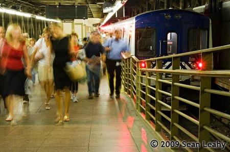 Sean Leahy - Grand Central Terminal