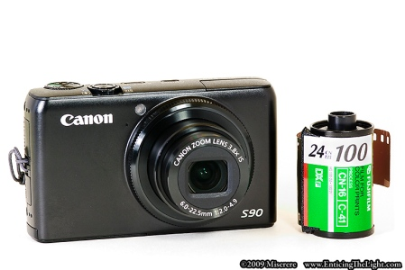 Miserere - Canon S90 Review